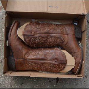 Legen Western Women's Boots